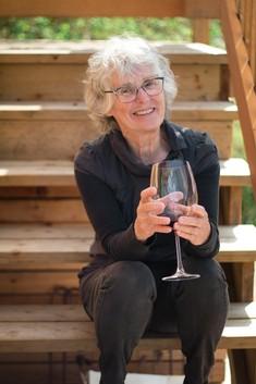Julia at Elephant Island winery